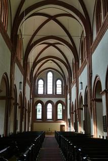 Kirche: Langhaus