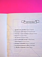 A Vinci, [...], di Morten Søndergaard. Del Vecchio edizioni 2013. Art direction, cover, logo: IFIX. In coda al volume: elenco dei titoli usciti: pag. 261 (part.), 1