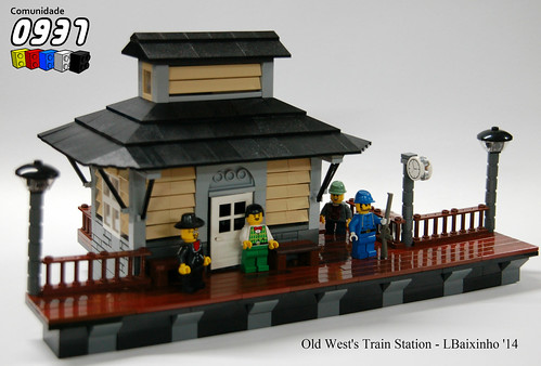 Old West's Train Station (2)