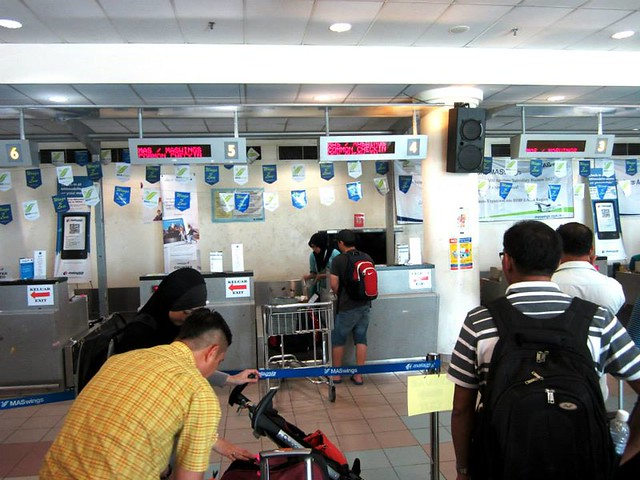 Miri airport 1