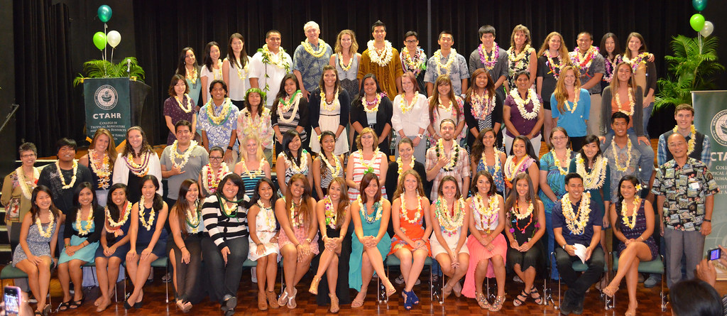 """<p>CTAHR celebrated their graduates at the college's covocation ceremony on May 7, 2014 at the University of Hawaii at Manoa Campus Center Ballroom. For more photos go to <a href=""""https://www.flickr.com/photos/ctahr/sets/72157644231198198/"""">www.flickr.com/photos/ctahr/sets/72157644231198198/</a></p>"""