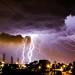 lightning2small by Jon R Moore