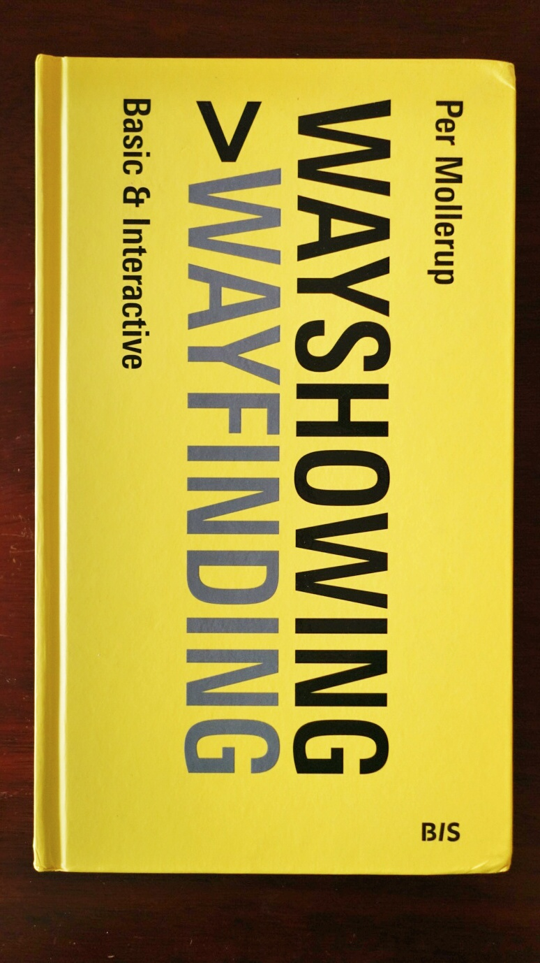 Wayshowing > Wayfinding by Per Mollerup