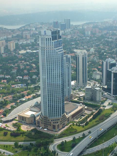Isztambul - İşbank komplexum