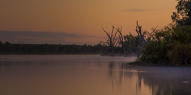 Moods of the Murray River #3