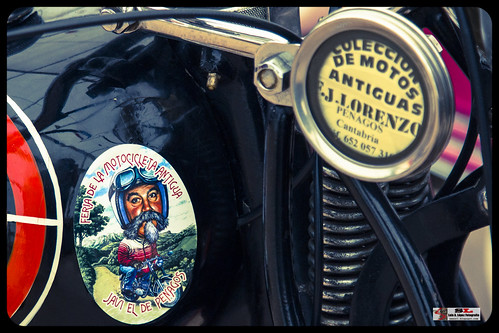 Feria de la motocicleta Antigua penagos 2014