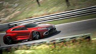 Gran Turismo 6: Mitsubishi Concept XR-PHEV Evolution Vision Gran Turismo