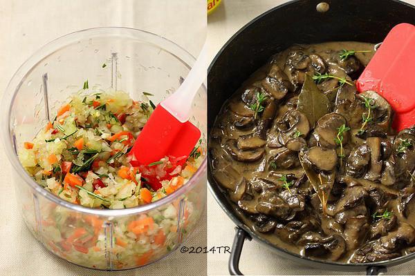流口水雞肝波隆那肉醬 Delicious chicken liver bolognese-20140530