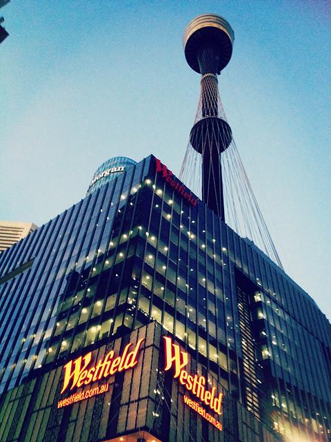 Sydney City Centre: Westfield