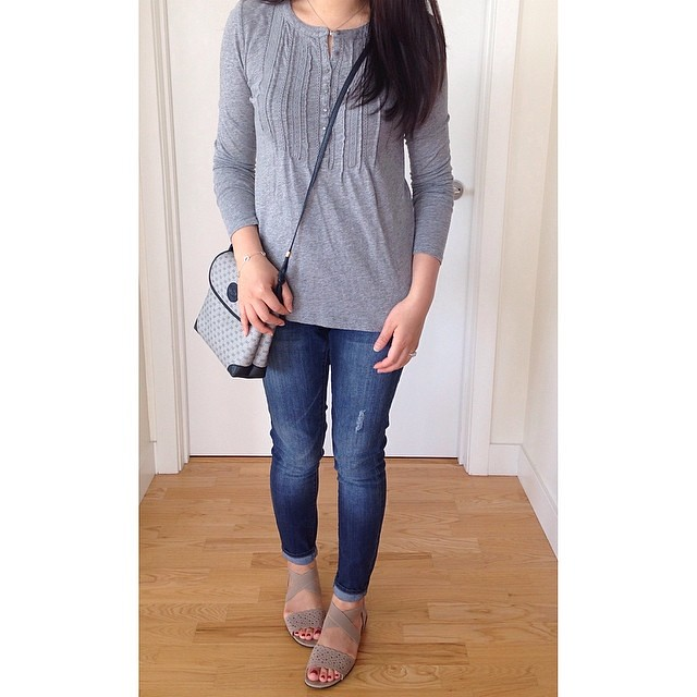 #latergram of my casual #sundayfunday #outfit.