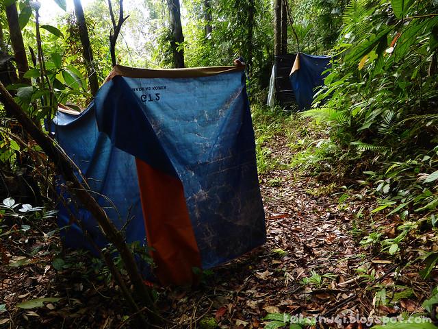 19 Bukit Serumbu Toilets Near Ngiroyan Raja (Rajah Cave)