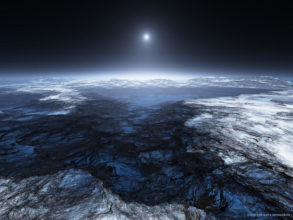 Weird Moon of the Solar System: Europa The Ice Moon