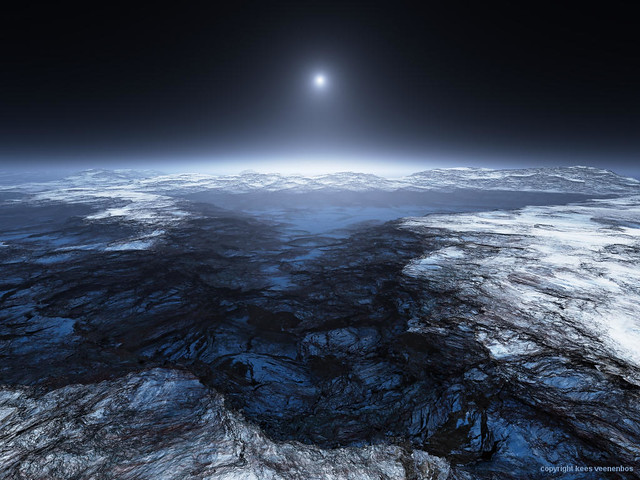 Weird Moon of the Solar System: Europa The Ice Moon