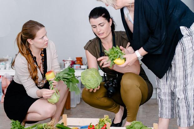 Food Photography & Styling Workshop Prague