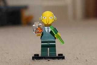 16 - Mr. Burns
