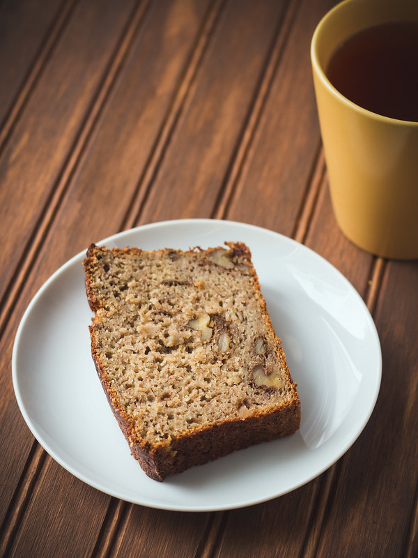 Perfectly Moist Gluten-Free Banana Bread