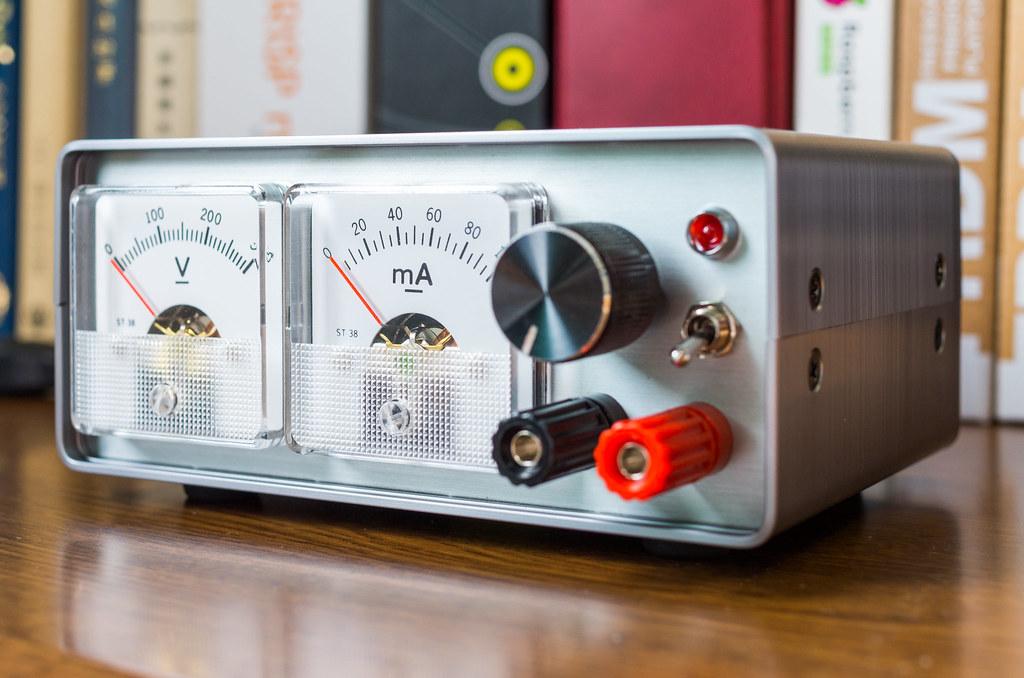 Power Supply 50-250V DC