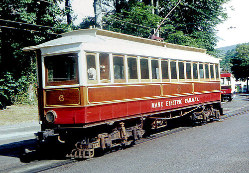 mer isleofman iom laxey manxelectricrailway tunnelcar
