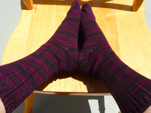 WM V&V CSM Socks