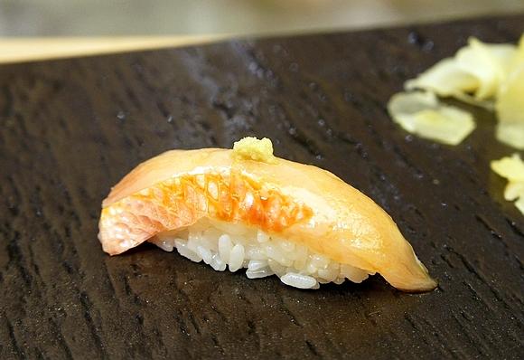 鮨十兵衛壽司08金目鯛