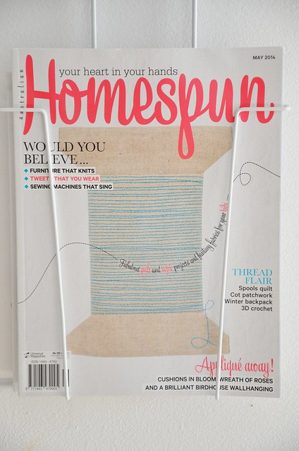 publication homespun