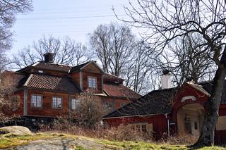 Casas del norte de Suecia qué hacer en estocolmo - 14222128894 712c7b470d n - Qué hacer en Estocolmo para sentir Suecia