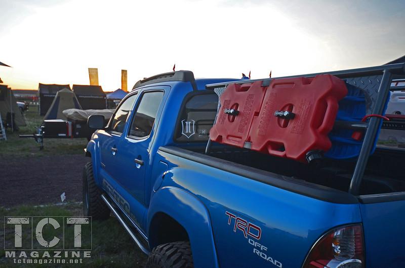 Toytec Tacoma Toyota Magazine Overland Expo 2014