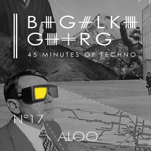 45minutes of techno #17