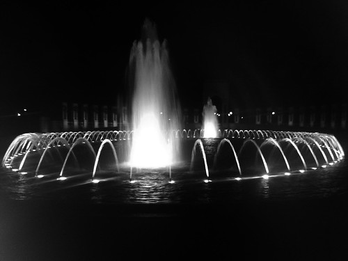 National WWII Memorial - Washington DC