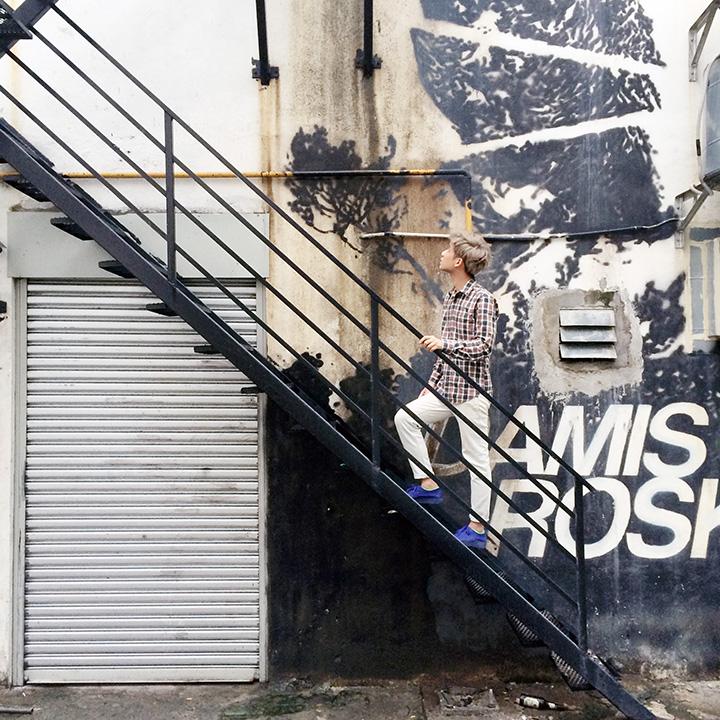 KL street art typicalben