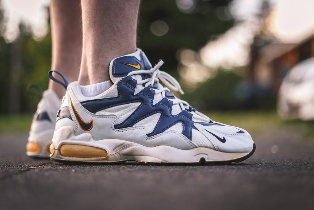 online retailer c4675 e09ab Air Max Tailwind Canyon Gold Pro Blue - Download Photo ...