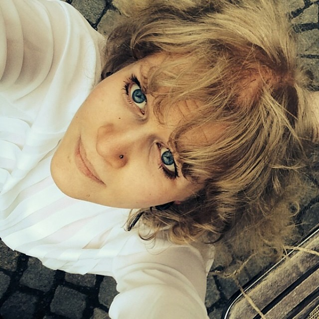 Heidi Sævareid i Selfiestafetten
