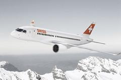 Švýcarská komfortní letadlová doprava