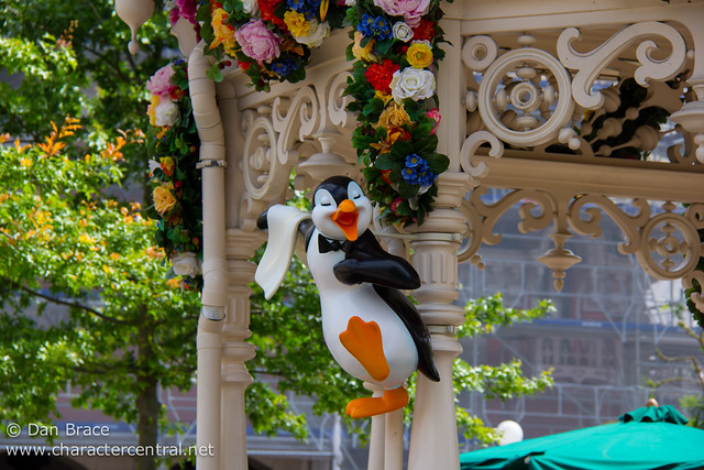 Spring on Main Street USA
