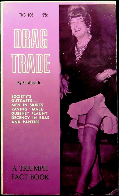 Triumph TNC 106 (1967).  Drag Trade by Schlock Meister Ed Wood