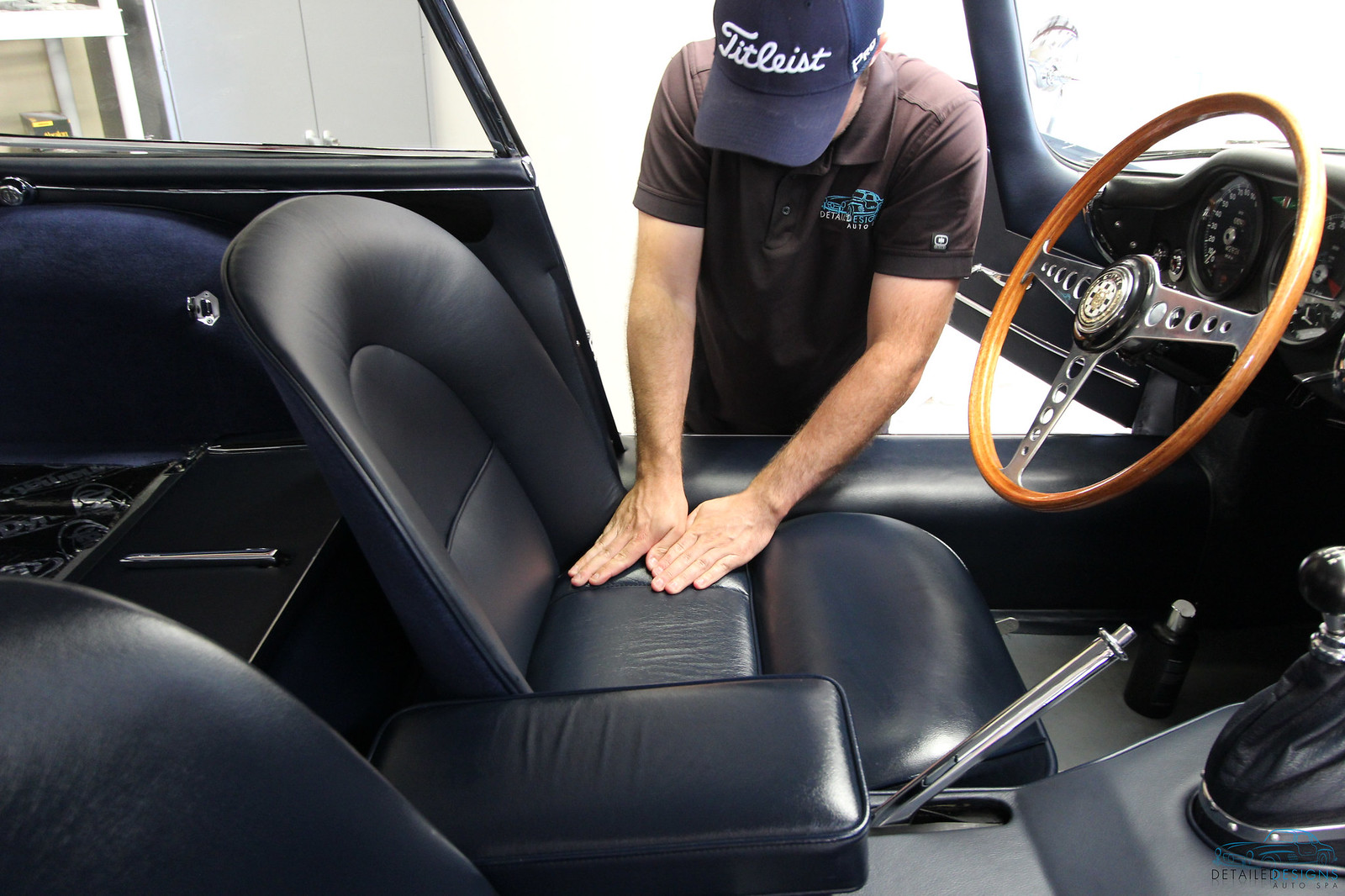 Swissvax Leather Milk Application Detailed Designs Auto Spa