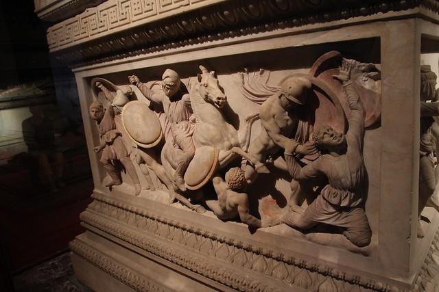 113 -  İstanbul Arkeoloji Müzesi