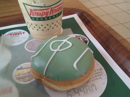 krispy kreme world cup limited edition donut