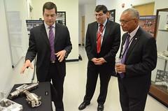 NASA Administrator Visits ATK – May 28, 2014