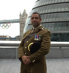 James Cleverly Uniform City Hall