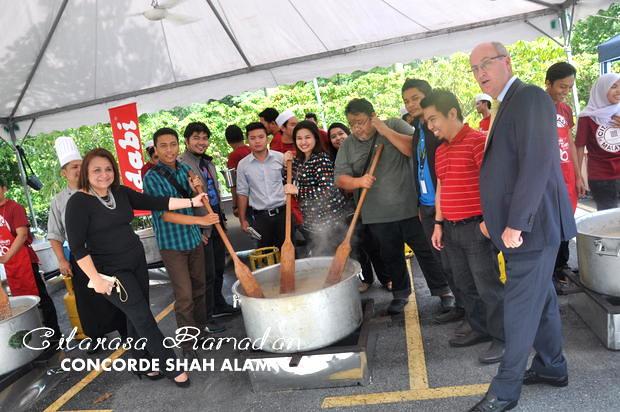 Ramadan Concorde Shah Alam