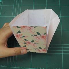การพับกระดาษเป้นถุงของขวัญแบบไม่ใช้กาว (Origami Gift Bag) 010