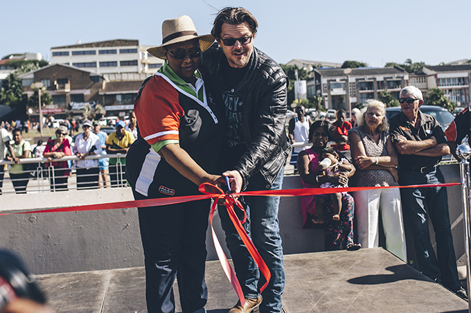 Harley Davidson Desmond Louw South Africa 0521