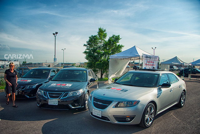 Canadian SAAB owners convention 2014