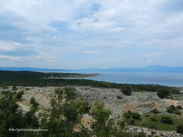 Виды острова Крк