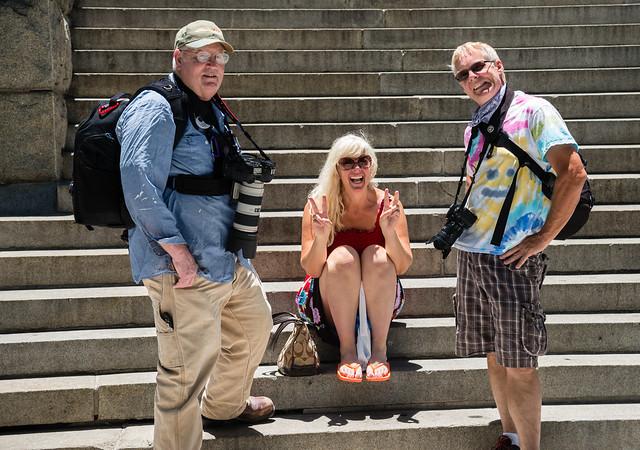 Gary, Joanie, Jon