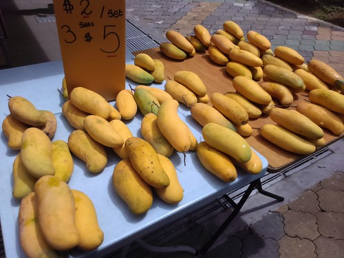 Some other Thai mango variety