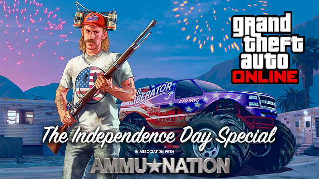 GTA V: The Independence Day Special
