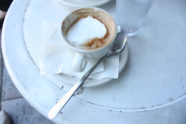 Little coffee, Big spoon