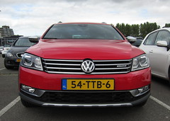 2012 Volkswagen Passat Alltrack 2.0 TSI 4Motion